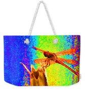 Dragon Fly- Creative Weekender Tote Bag