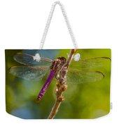 Dragon Fly Or Not Weekender Tote Bag