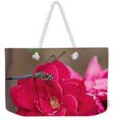 Dragon In The Rose Garden Weekender Tote Bag