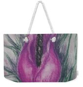 Dragon Lily Weekender Tote Bag