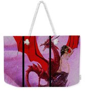 Dragon Power-featured In Comfortable Art Group Weekender Tote Bag