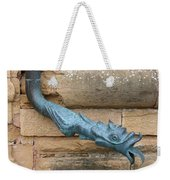 Dragon Waterspout  Chateau De Cormatin Weekender Tote Bag