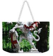 Dragon With St George Shield Weekender Tote Bag