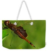 Dragonfly Art 2 Weekender Tote Bag