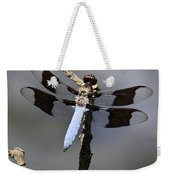 Dragonfly Common Whitetail Weekender Tote Bag