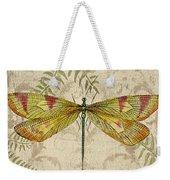 Dragonfly Daydreams-a Weekender Tote Bag