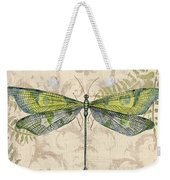 Dragonfly Daydreams-c Weekender Tote Bag