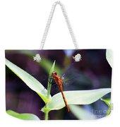 Dragonfly Hunt Weekender Tote Bag