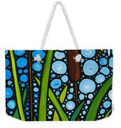 Dragonfly Pond By Sharon Cummings Weekender Tote Bag