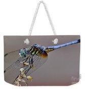 Dragonfly Stance Weekender Tote Bag
