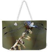 Dragonfly Wing Details Weekender Tote Bag