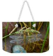 Dragonfly X-ray Weekender Tote Bag