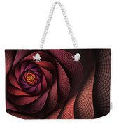 Dragonheart Weekender Tote Bag by John Edwards