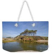 Dragons Back Budleigh Salterton Weekender Tote Bag