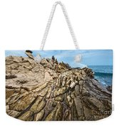 Dragon's Teeth Weekender Tote Bag