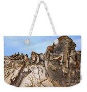 Dragon's Teeth Rocks Weekender Tote Bag