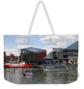 Dragoon Boats - Baltimore Inner Harbor Weekender Tote Bag