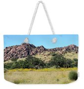 Dragoon Mountains Weekender Tote Bag