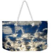 Drama Cloud Sunset I Weekender Tote Bag