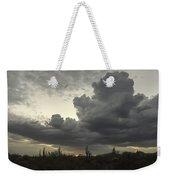 Drama In The Sky Weekender Tote Bag