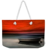 Drama Lake Weekender Tote Bag