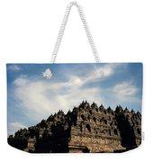 Dramatic Ancient Borobudur  Weekender Tote Bag