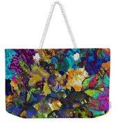 Dramatic Blooms 01 Weekender Tote Bag