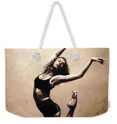 Dramatic Eclecticism Weekender Tote Bag
