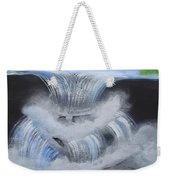 Dramatic Falls Weekender Tote Bag