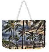 Dramatic Maui Sunset Weekender Tote Bag