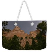 Dramatic Rushmore Weekender Tote Bag