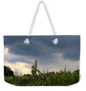 Dramatic Skies Weekender Tote Bag
