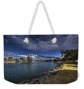 Dramatic Sky Weekender Tote Bag