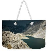Dramatic Storm Clouds Gather Weekender Tote Bag