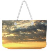 Dramatic Sunglow Weekender Tote Bag