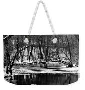 Dramatic Waterway Weekender Tote Bag
