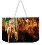 Draperies And Stalactites Weekender Tote Bag