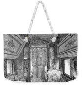 Drawing-room Car, 1869 Weekender Tote Bag