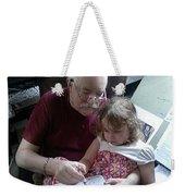 Drawing With Gracie Weekender Tote Bag