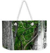 Drawn To The Woods With Imagination Weekender Tote Bag