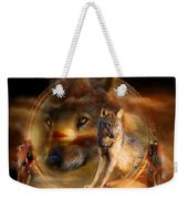 Dream Catcher - Wolfland Weekender Tote Bag