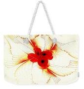 Dream Flower Weekender Tote Bag