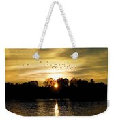 Dream Of A Sunset Weekender Tote Bag