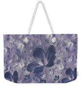 Dream On In Purple Weekender Tote Bag