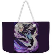 Dream On Little Soul Weekender Tote Bag