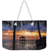 Dream Pier Weekender Tote Bag