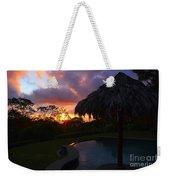 Dream Sunset In Costa Rica Weekender Tote Bag