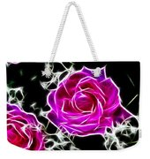 Dream With Roses Weekender Tote Bag
