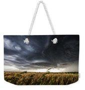 Dreamcatcher - Scenic Storm Over Kansas Plains Weekender Tote Bag