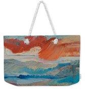 Dreaming Color Weekender Tote Bag